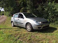 2004 FORD FOCUS 1.6 GREAT RUNNER IDEAL FAMILY CAR LONG MOT