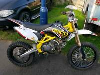 Crf size 150cc pitbike avm