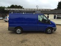 Ex British Gas Ford Transit SWB