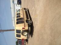 1981 dodge 250 camperized van