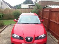 SEAT IBIZA REFERENCE SPORT 12V (2008) - 5 DOOR - PETROL - 1198 CC - 82900 KM (Perfect condition)