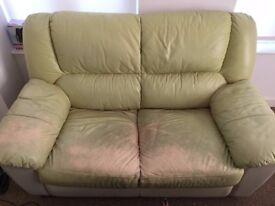 Used cushion sofa