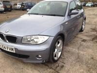 2005 54reg BMW 116i SE Petrol 5 Door