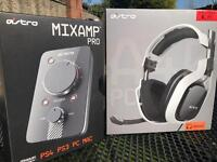 Astro A40 Gaming Headset with Astro mixamp pro