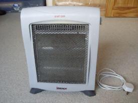 Igenix Halogen Two Bar Heater 800W