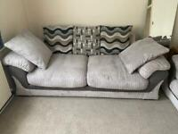 3 seater sofa bed and 2 seater sofa for sale! Bargain!
