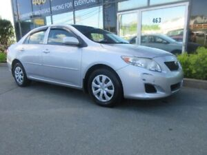 2009 Toyota Corolla 1.8L W/ AC PWR GROUP KEYLESS ENTRY ONLY 120K