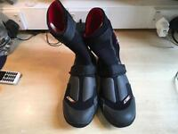 7mm Wetsuit Boots Ripcurl - size 9