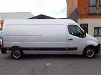 Finance me & NO VAT! ONE OWNER Renault Master LWB van LM35 DCI 125 60 plate F/S/H AIR CON (28)