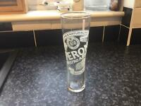 Peroni Beer Glasses