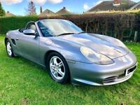 Porsche Boxster 2.7 Convertible Roadster 986 Low-Miles Stunning