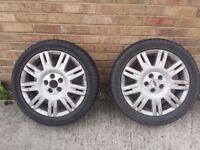 "Ford Mondeo Ghia-x alloys 17"""