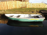 TERHI PIKE FISHING BOAT 14FT GRP EXCELLENT