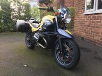 BMW R1150r 27761 miles, 1150r 1150 r touring bike
