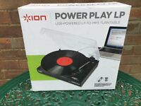 ION VYNYL TO MP3 MUSIC RECORDING SYSTEM BRAND NEW IN BOX NEVER BEEN USED