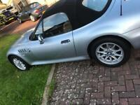BMW Z3/Low Miles/Long MOT/Great Condition