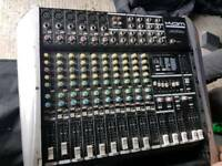 KAM KMD10 POWERED MIXING CONSOLE