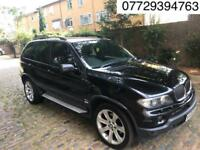 2006 BMW X5 3.0 d Sport exclusive Auto 5dr # 6 Months # TV, Satnav. #