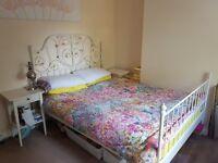 ikea Bed frame LEIRVIK - King Size £20