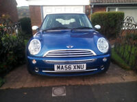 Mini Cooper 1.6 (2006) / Fully Serviced / 12 Months MOT / Excellent Condition.