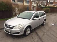 Vauxhall Astra estate 1.3 CDTI 2007 1 owner full mot service history very good condition 172k