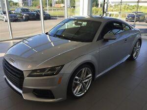 2016 Audi TT S-Line 11475$ de Rabais 2.0T + GPS