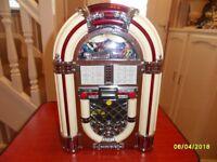 a small juke box