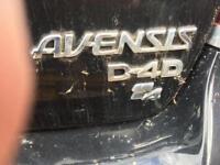 Toyota Avensis 2.2 d4d diesel 2007 spares or repairs