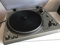 SOLD Technics SL-1300 direct drive automatic vintage turntable/ record player
