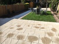 Block paving and garden landscaping specialists