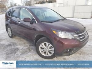 2014 Honda CR-V Touring | Leather Upholstery | Heated Seats | Bl