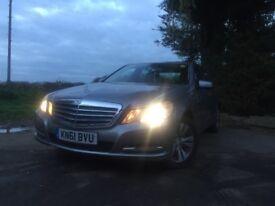 Mercedes-Benz E Class 2.1 E220 CDI BlueEFFICIENCY SE 4dr (start/stop)