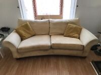2 x Teo Seater Sofas from M & S