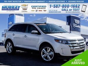 2014 Ford Edge Limited**Nav!  Leather!**