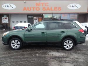 2010 Subaru Outback 2.5i Limited, LEATHER, NAV, BACKUP CAM