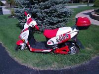 Velo / scooter électrique