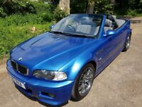 BMW M3 SMG convertible