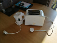 Low voltage Camping kettle & Toaster