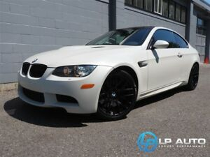 2013 BMW M3 Coupe! Competition Package! No Accidents!