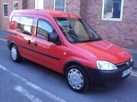 VAUXHALL COMBO 1.3 CDTI 2006, CREW VAN/MPV, IN STUNNING CONDITION, BUSINESS OR FAMILY USE