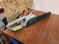 Titan 240v chain saw