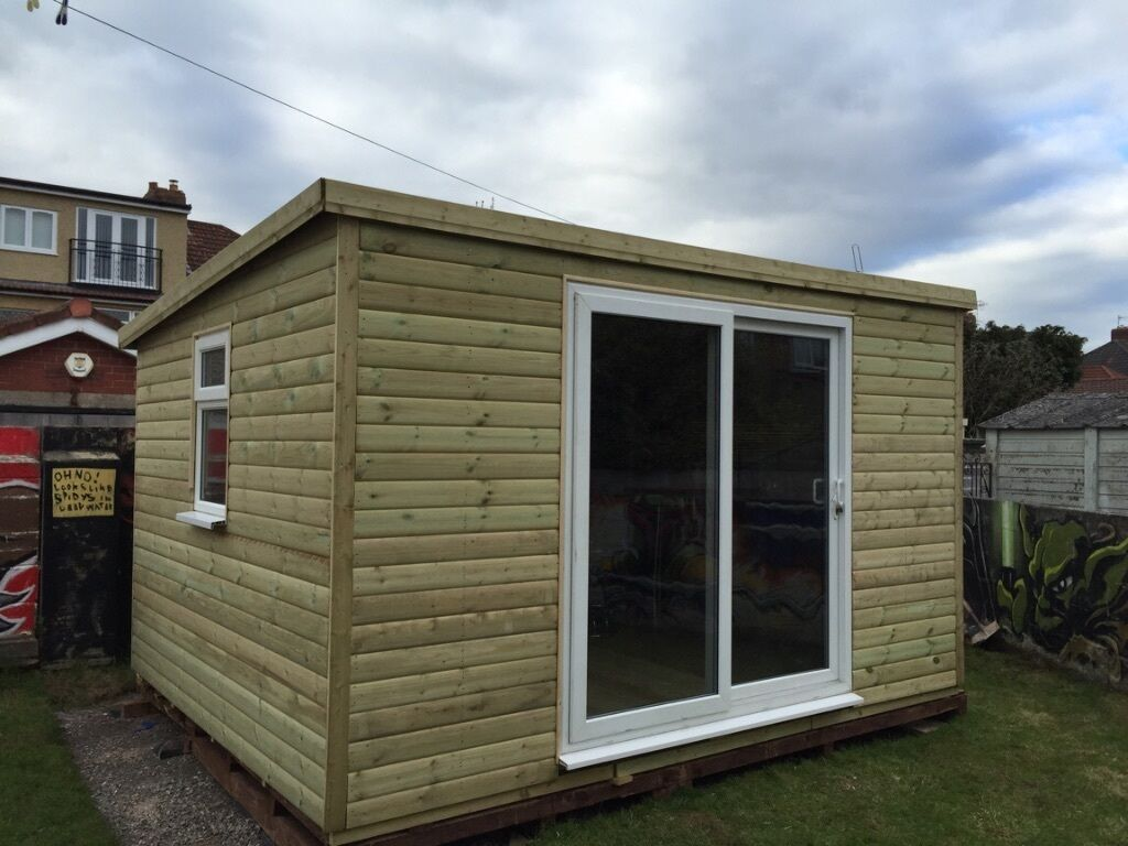garden sheds summer houses sale now on - Garden Sheds Gumtree