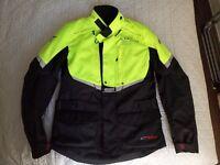 Men's Alpinestars Andes Drystar Waterproof motorcycle Jacket