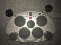 Clarity Electronic Drum Set