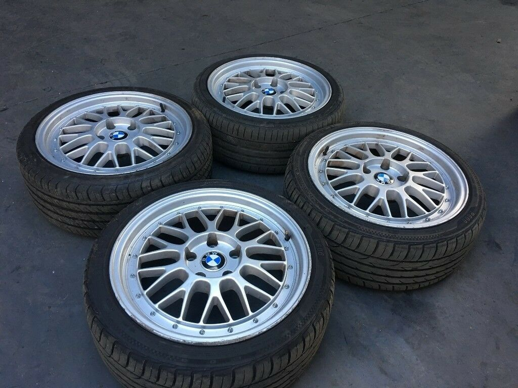 Bmw E36 E46 Z3 Z4 E87 E90 Bbs Lm Rep 18 Quot Alloy Wheels