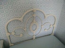 Laura Ashley single bed luxury Headrest