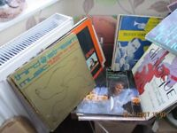 VINYL RECORSDS JOB LOT