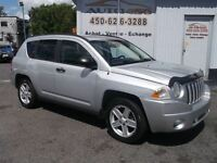2007 Jeep Compass Sport/North***4X4 INTEGRALE***