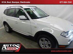 2010 BMW X3 xDrive 3.0i + TOIT PANORAMIQUE + CUIR