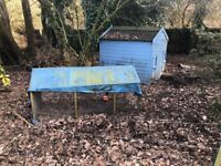 Chicken house suitable for circa 25 chickens